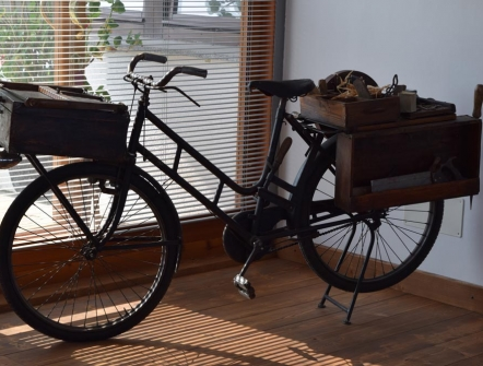 Bicicletta del falegname del 1920